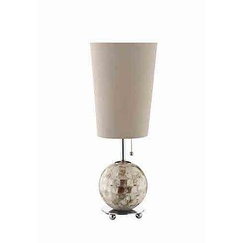 99659 - Wortley Shell Table Lamp - Free Shipping!
