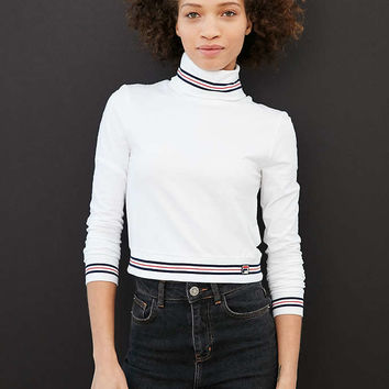 FILA + UO Rita Turtleneck Top - Urban Outfitters