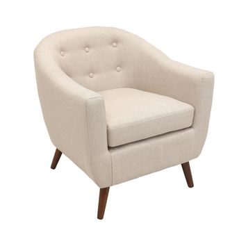 Rockwell Chair Cream