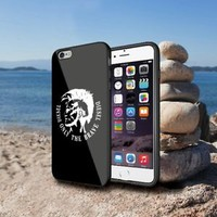 Diesel Only The Brave Logo Fit Hard Case For iPhone 6 6s Plus 7 8 Plus X Cover +