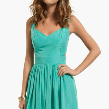 Keepsake Love Train Dress $135