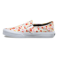 Womens Slip-On SF | Shop Womens Shoes At Vans