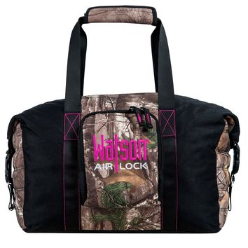 Watson Airlock Mini Camo Carrier  Pink-Realtree Xtra