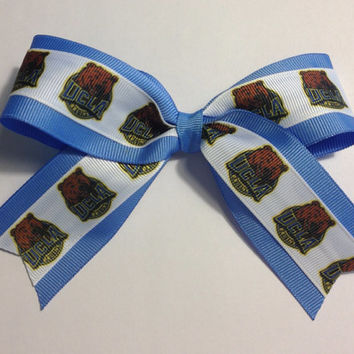 NCAA UCLA Bruins Hair Bow
