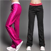 Womens Casual Sport Pants