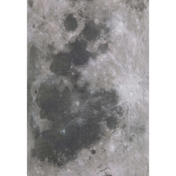 Moon Map Yoga Mat