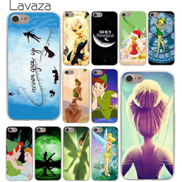 Peter Pan Wendy Tinkerbell Tinkerbell Case for Apple iPhone 10 X 8 7 6 6s Plus 5 5S SE 5C 4 4S Coque Shell 1