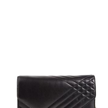 Tory Burch 'Kira' Quilted Leather Crossbody Bag