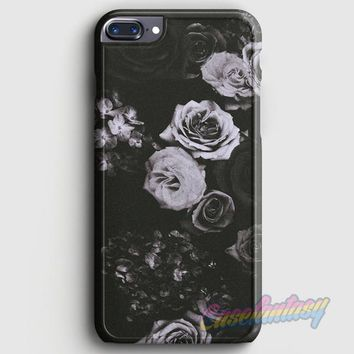 Goth Rose iPhone 7 Case | casescraft
