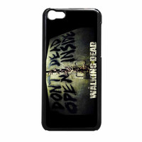 The Walking Dead Cool Poster iPhone 5c Case