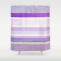 Grape Shower Curtain by T30 Gallery