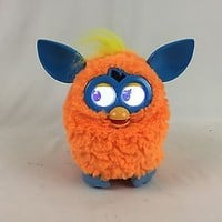 2012 Hasbro FURBY Interactive Talking ORANGE & BLUE
