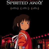 Spirited Away 27x40 Movie Poster (2002)