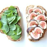 Fruit Recipes: Fig Grilled Cheese - Free People Blog