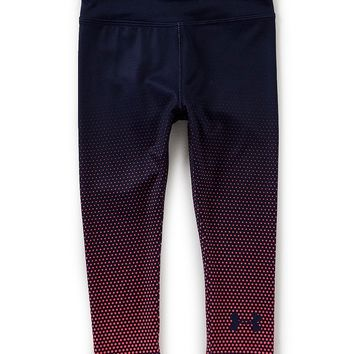 Under Armour Little Girls 2T-6X Fast Track Screenprint Leggings | Dillards