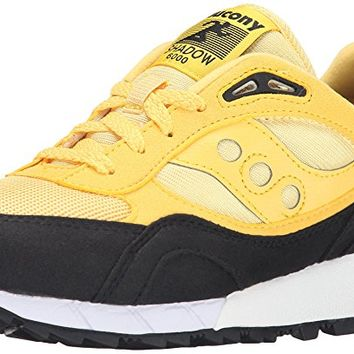 Saucony Originals Men's Shadow 6000 Classic Retro Sneaker