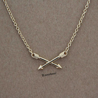 love arrow necklace,gold/silver necklace,bridal bridesmaids wedding gift,personalized love gift,besties sisiters gift