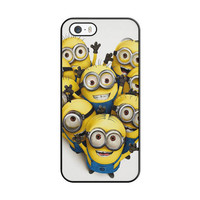 Despicable Me Minions Nebula Mustache iPhone 5|5S Case