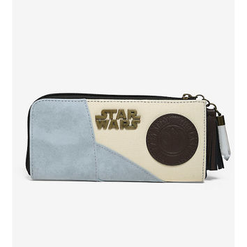 Star Wars: The Last Jedi Rebel Zipper Wallet