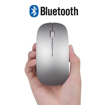 Bluetooth Mouse for Macbook Air Pro, for Win10/Mac Laptop Computer