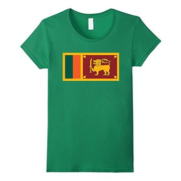 Sri Lankan Flag T-Shirt