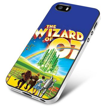 THE WIZARD OF OZ 3 iPhone 5 | 5S | 5SE Case Planetscase.com