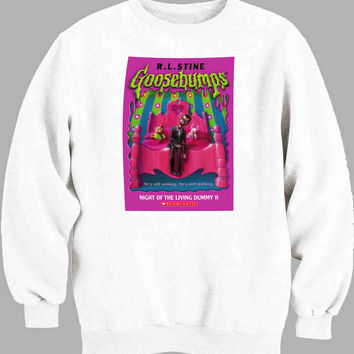 Goosebumps Sweater for Mens Sweater and Womens Sweater ***