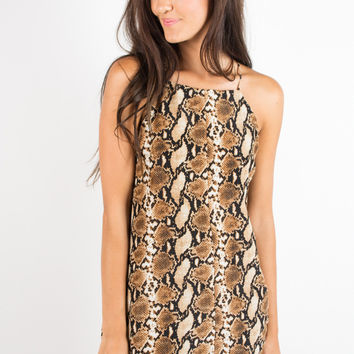 Urban Jungle Dress