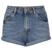 Vintage High Waisted Hotpants - Shorts  - Clothing