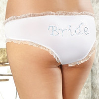 Here Comes The Bride Hipster Panty
