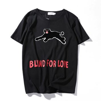 Blind For Love Tiger T-Shirt