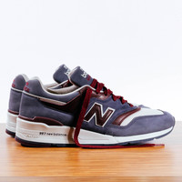 "New Balance M997DGM Mid-Century Modern ""Made in the USA"" - Slate/Brown"