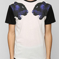 Panther Heads Tee - Urban Outfitters