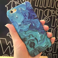 Color Painting Case for iPhone