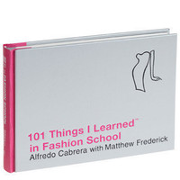 101 Things I Learned in Fashion School | Mod Retro Vintage Books | ModCloth.com