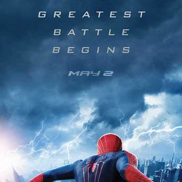 The Amazing Spider-Man 2 11x17 Movie Poster (2014)