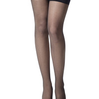 Up All Night Thigh Highs: dig-free luxury legwear hosiery — commando®