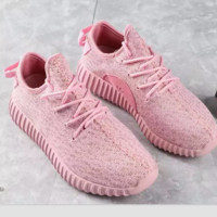 """Adidas""Trending Fashion Casual Sports Shoes Pink"