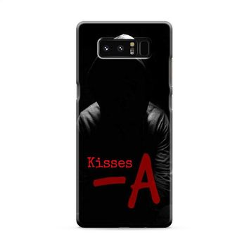 PRETTY LITTLE LIARS KISSES-A Samsung Galaxy Note 8 Case