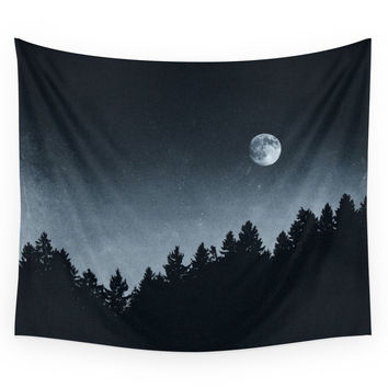 Society6 Under Moonlight Wall Tapestry