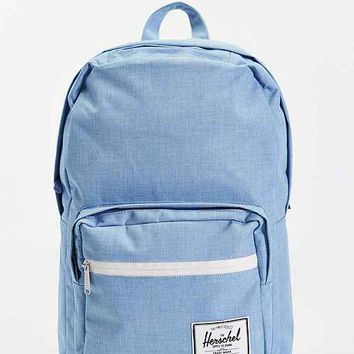 Herschel Supply Co. Pop Quiz Chambray Backpack- Sky One