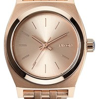 Women's Nixon 'The Small Time Teller' Bracelet Watch, 26mm