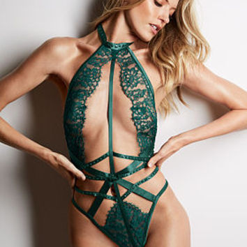 Strappy Teddy - The Victoria's Secret Designer Collection - Victoria's Secret