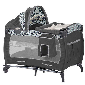 Baby Trend Deluxe Nursery Center Catalina Ice