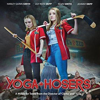 Johnny Depp & Lilly-Rose Depp - Yoga Hosers