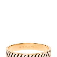 Kate Spade Give It A Whirl Idiom Bangle Multi ONE