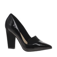 Faith Cardiff Slipper Style Pointed Heeled Shoes