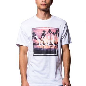 Reflections Trade Tee- White