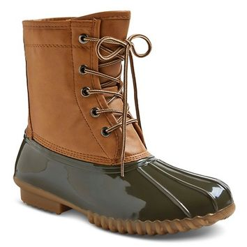 Cover Girl Women's Duck Boot