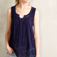 Ladder Lace Tank by Meadow Rue